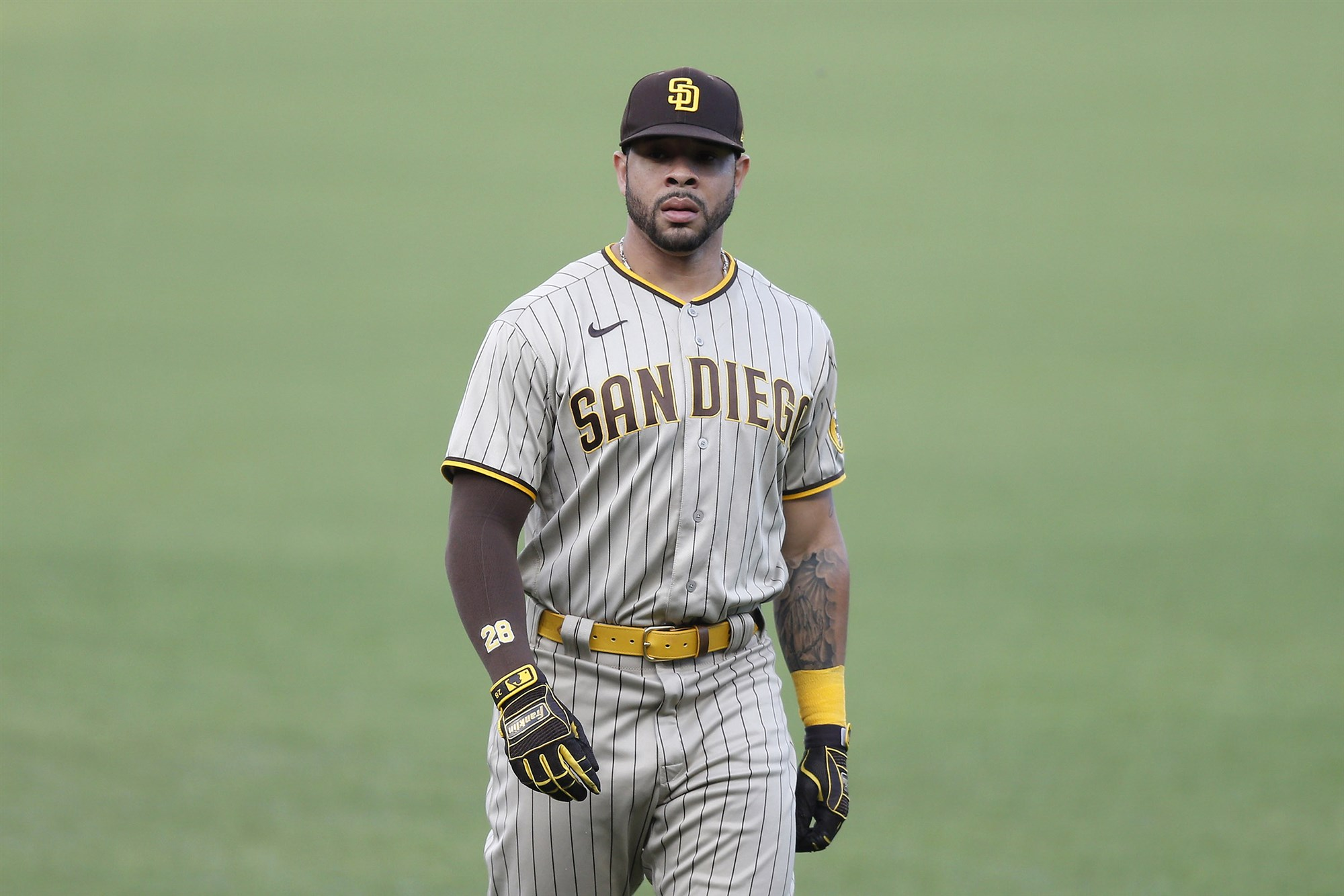 Padres outfielder Tommy Pham stabbed outside strip club