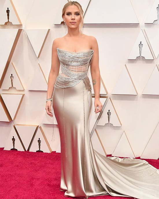The Best-Dressed Stars At The 2020 Oscars