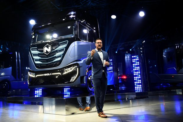 Nikola CEO Russell Says Company Can Make Do Without GM Deal