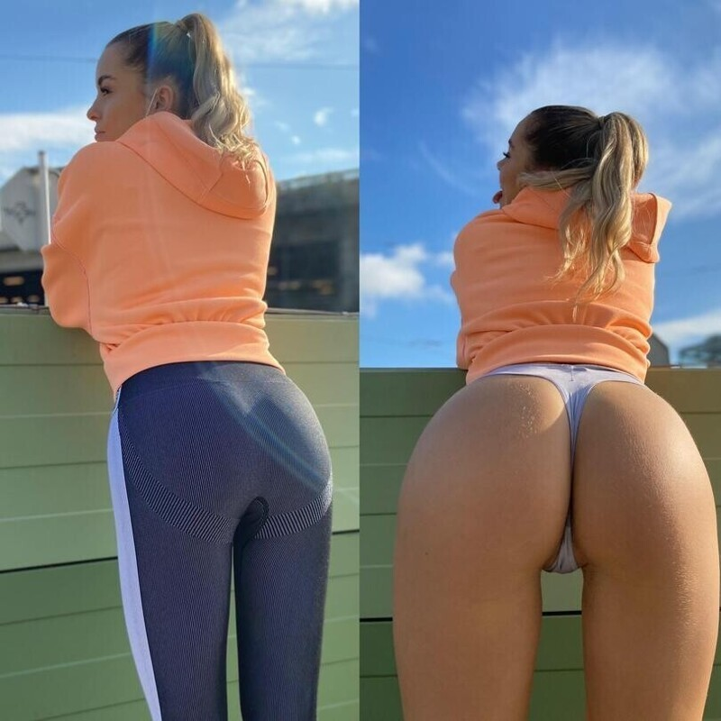 Hot Girls With Sexy Butts (21 Photos)