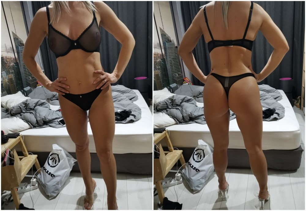 Hot Girls Try On Underwear Bought In Online Store (39 Photos)