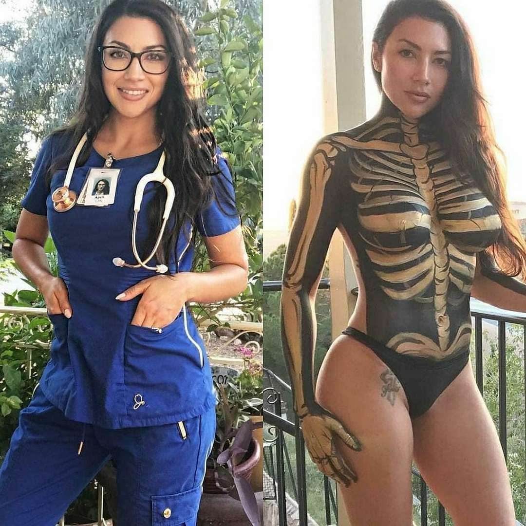 Hot Girls In And Out Of Uniform (40 Photos)