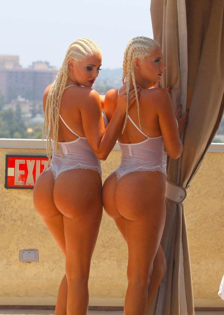 Hot Girls With Sexy Butts (25 Photos)