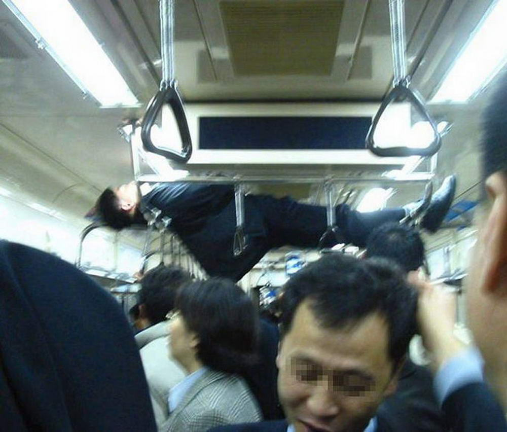 Most Funny And Strange Pictures From Asia (31 Photos)
