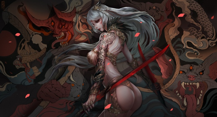 Cool Anime And Fantasy Art (60 Photos)