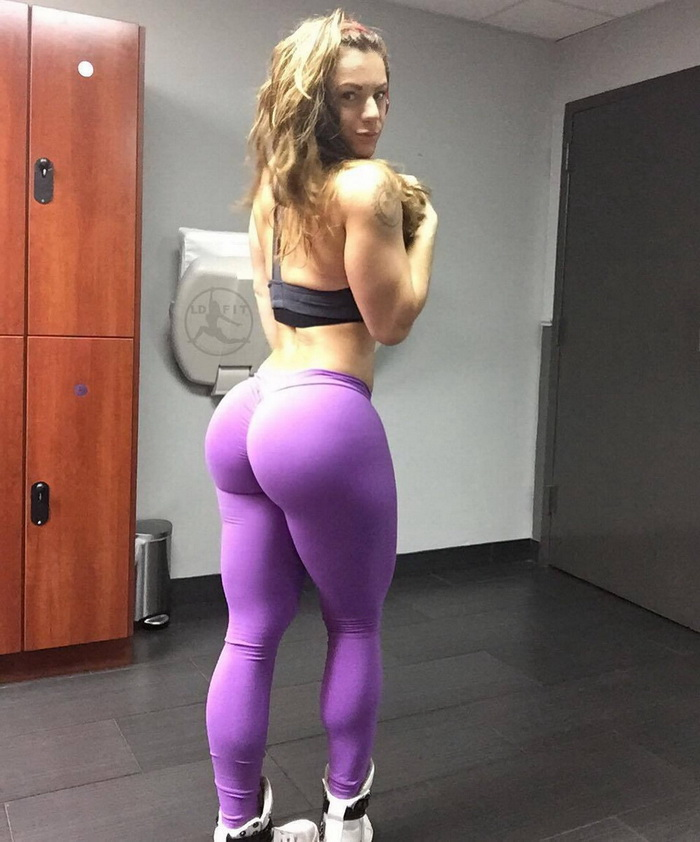 Hot Fit Girls Show Off Their Sporty Figure (32 Photos)
