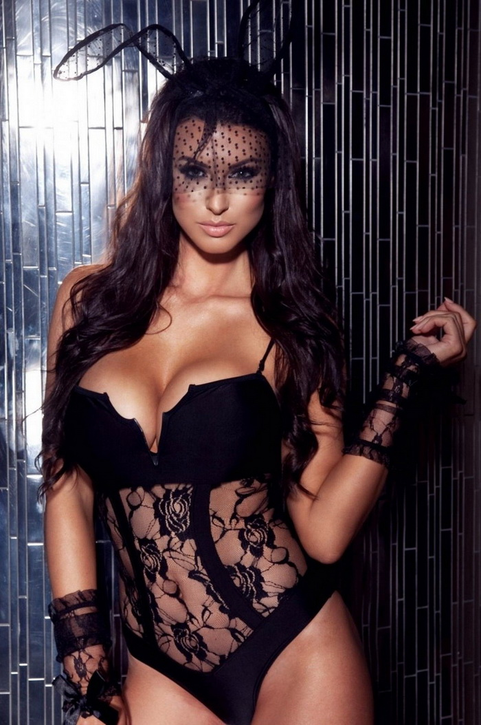 Hot Girls In Sexy Lingerie (73 Photos)