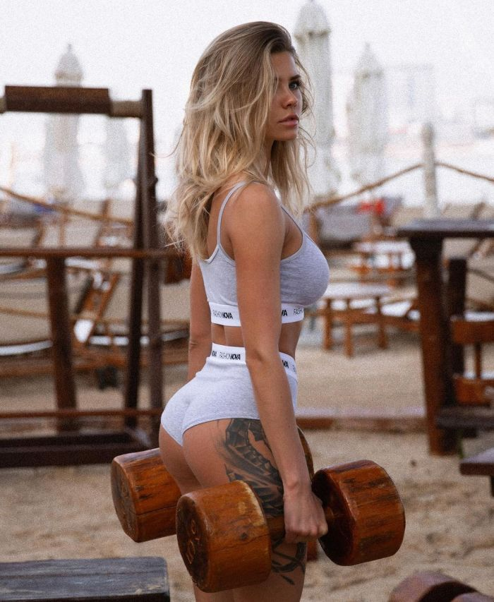 Nata Lee Hot And Sexy Pictures (25 Photos)
