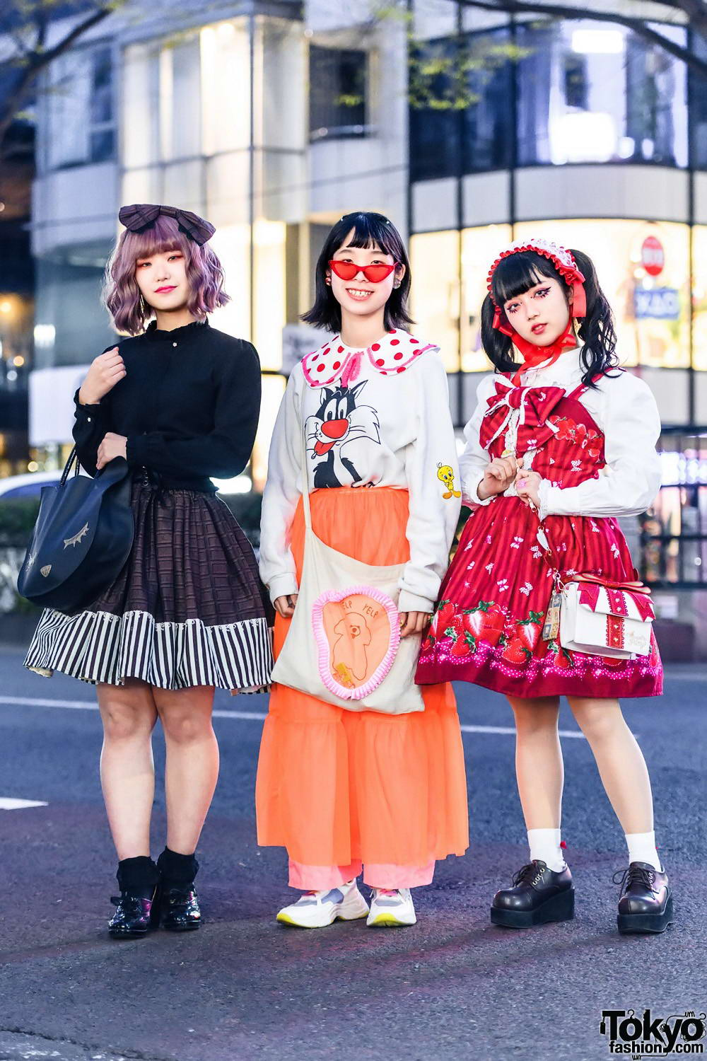 Tokyo Street Fashion And Style (40 Photos)