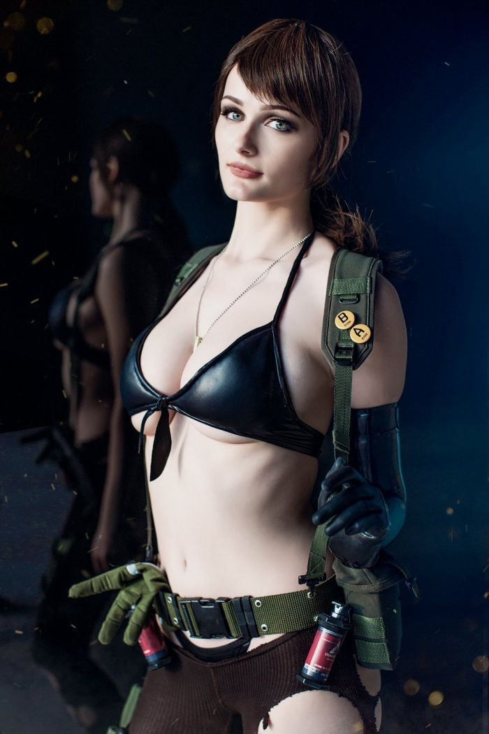 Sexy Cosplay Girl Tniwe Hottest Pictures (26 Photos)