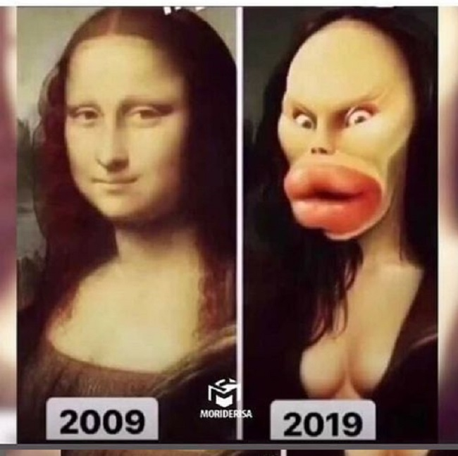 40 Best Funny 10 Year Challenge Memes