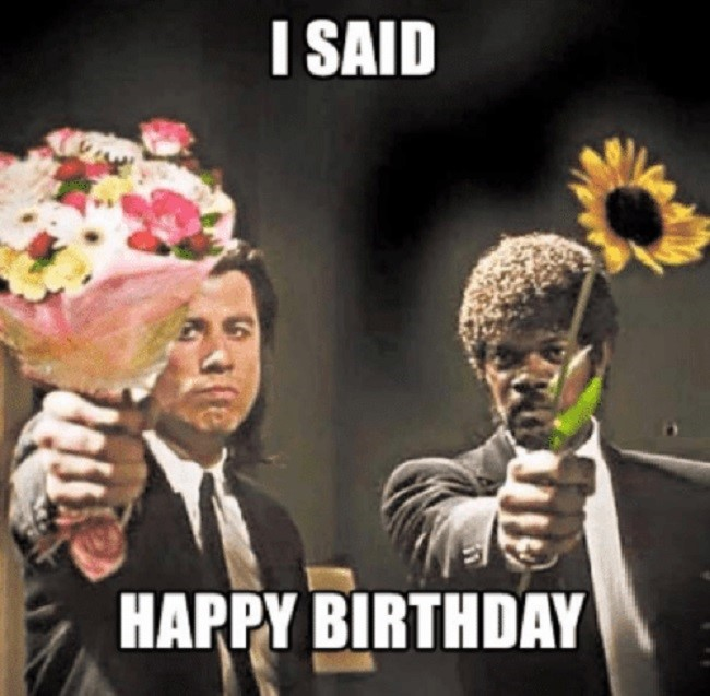 50 Best Funny Happy Birthday Memes