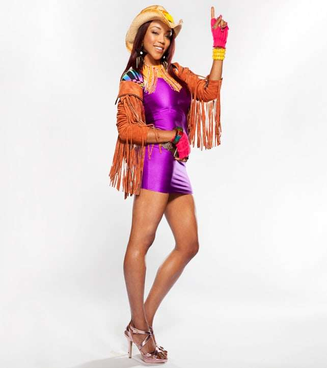 Alicia Fox Sexiest Pictures (41 Photos)