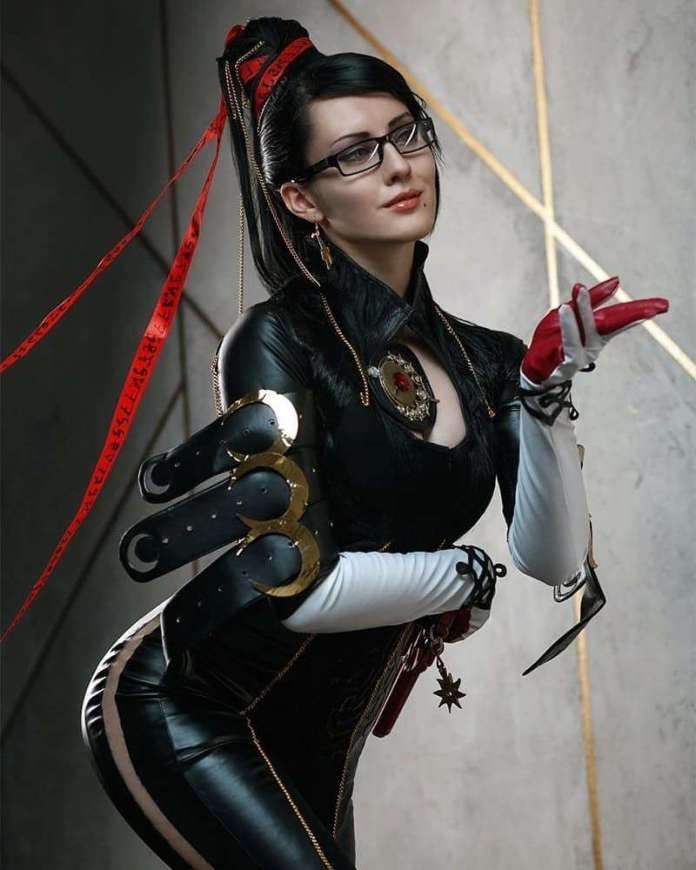 Bayonetta Hottest Pictures (41 Photos)