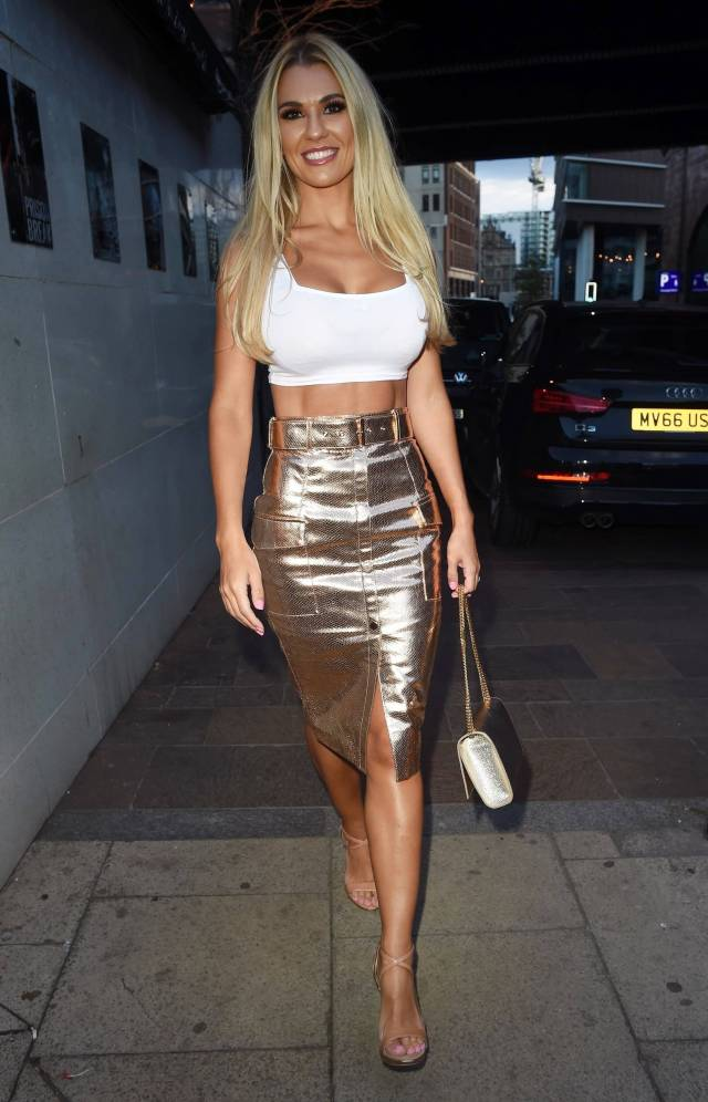 Christine McGuinness Hottest Pictures (40 Photos)