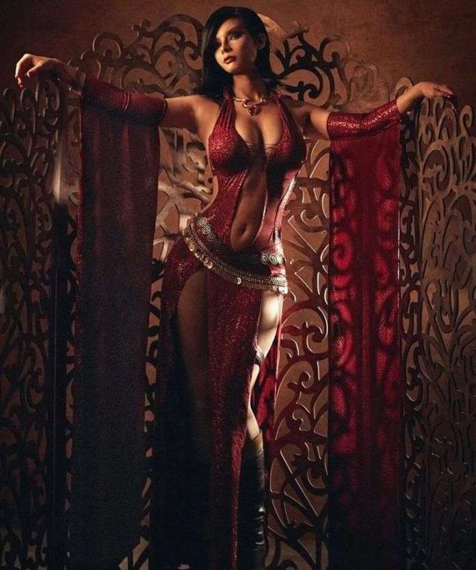 Jannet Incosplay Hottest Pictures (41 Photos)