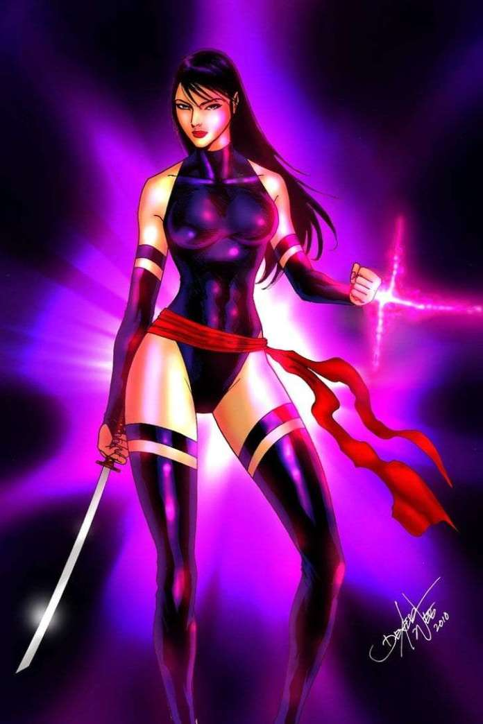 Psylocke Hottest Pictures (41 Photos)
