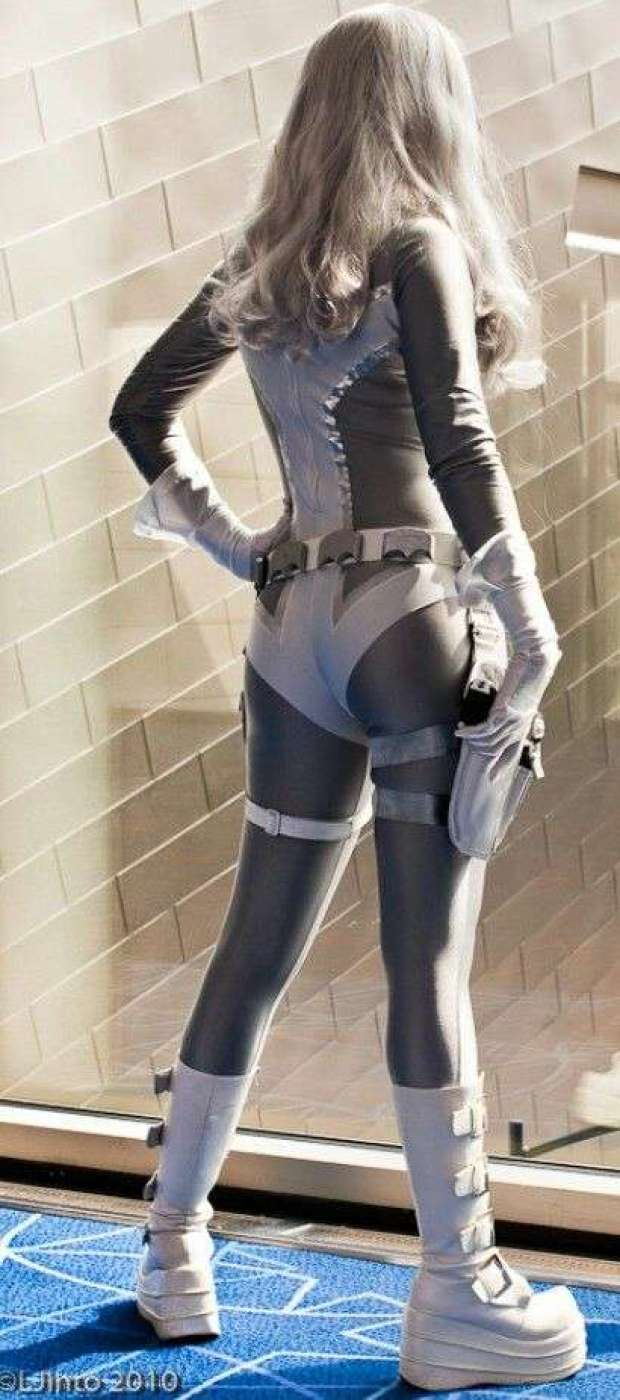 Silver Sable Hottest Pictures (39 Photos)