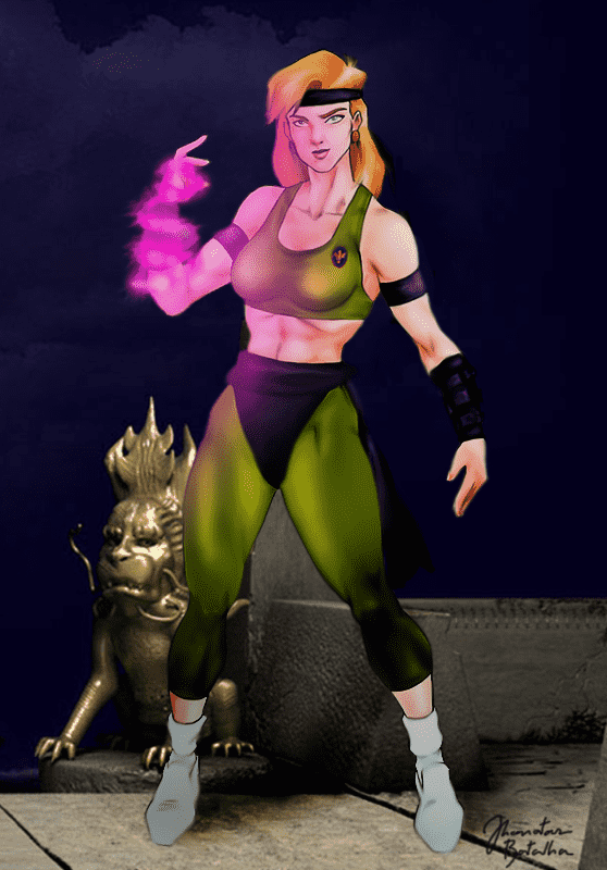 Sonya Blade Sexiest Pictures (41 Photos)
