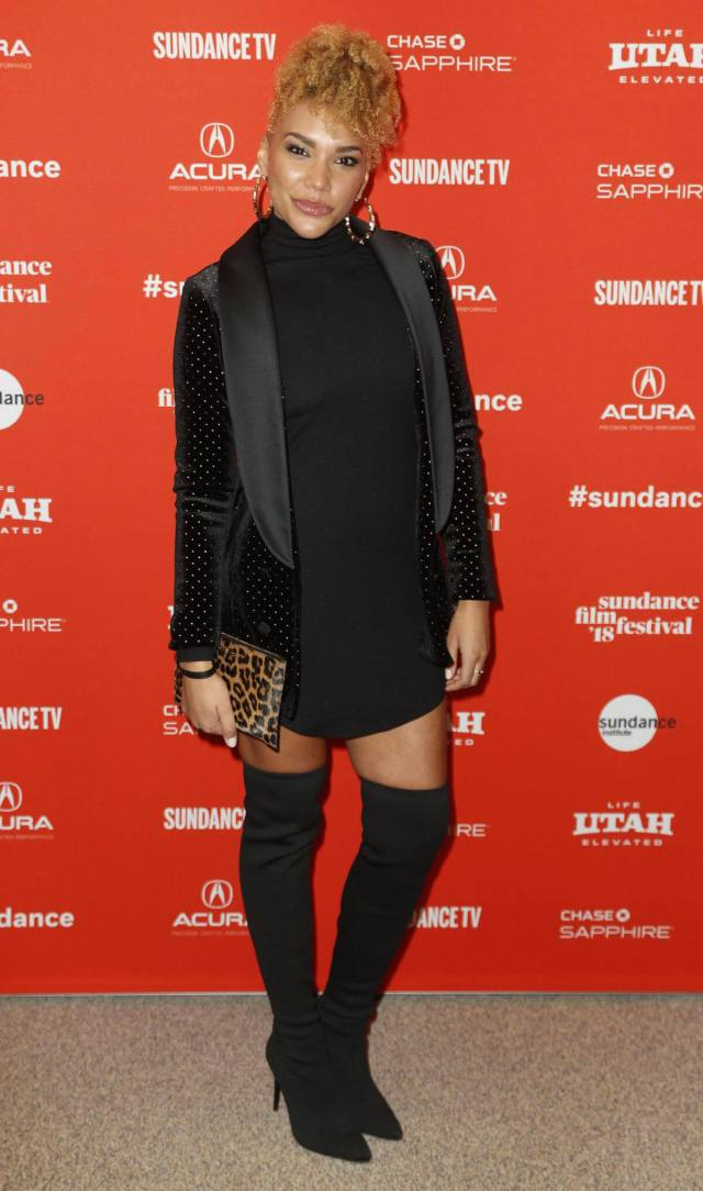Emmy Raver-Lampman Sexiest Pictures (41 Photos)