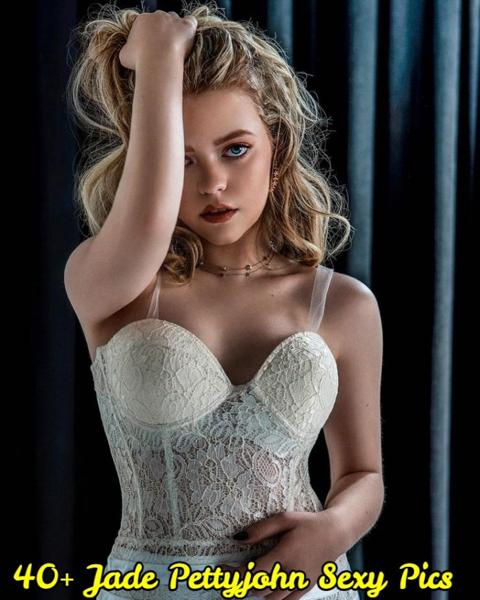 Jade Pettyjohn Hottest Pictures (41 Photos)