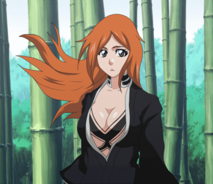 Orihime Inoue Hottest Pictures (41 Photos)