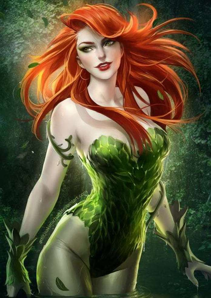 Poison Ivy Sexiest Pictures (41 Photos)