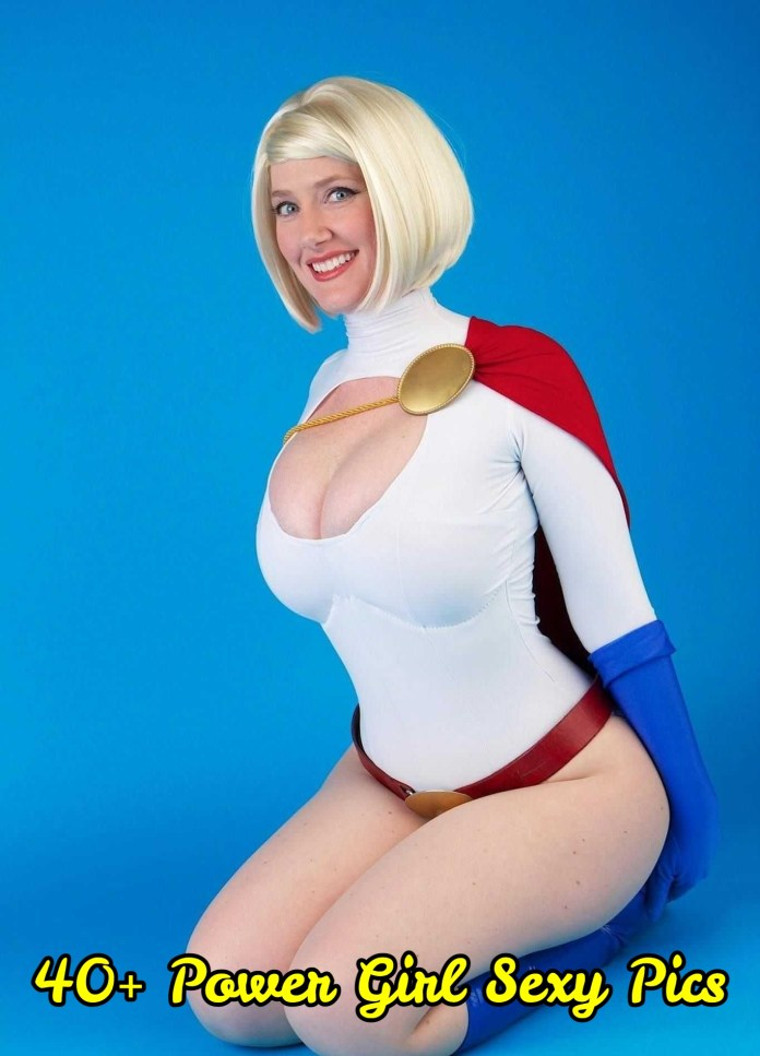 Power Girl Sexiest Pictures (41 Photos)