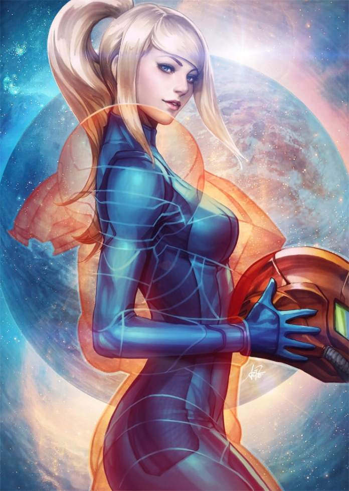 Samus Aran Hottest Pictures (24 Photos)