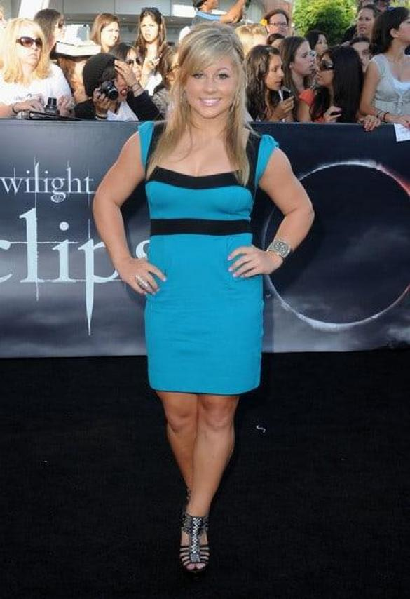Shawn Johnson Hottest Pictures (41 Photos)