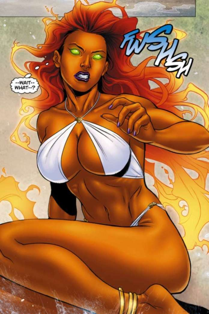 Starfire Hottest Pictures (41 Photos)