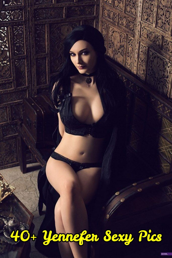 Yennefer Hottest Pictures (41 Photos)