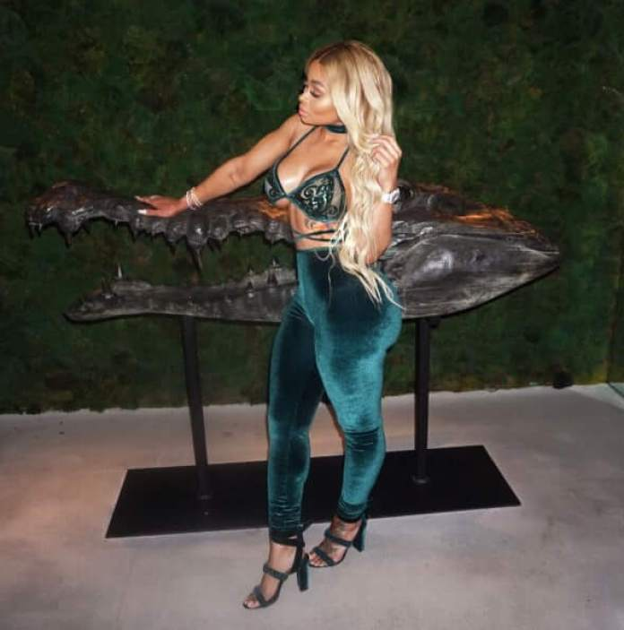 Blac Chyna Sexiest Pictures (40 Photos)