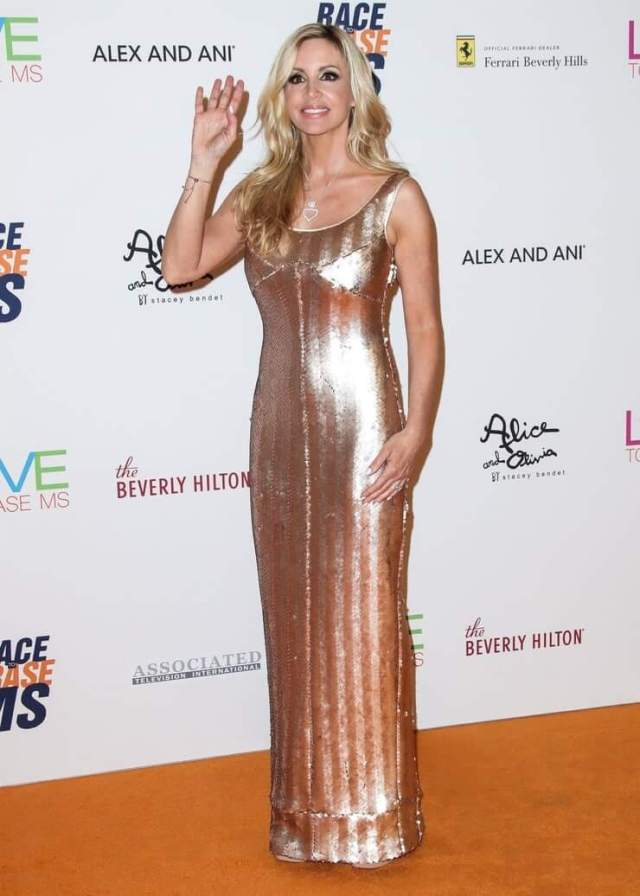 Camille Grammer Sexiest Pictures (39 Photos)