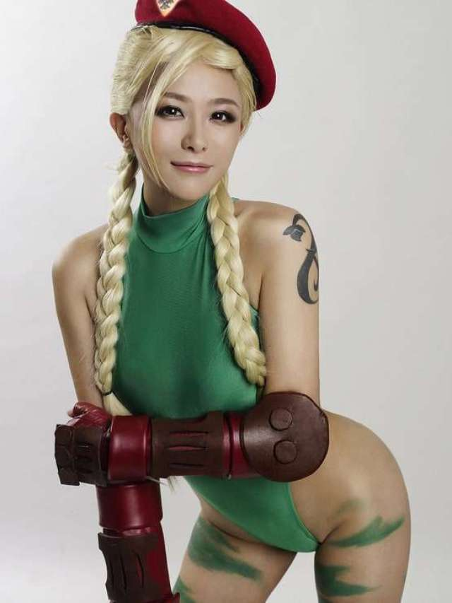Cammy Sexiest Pictures (39 Photos)