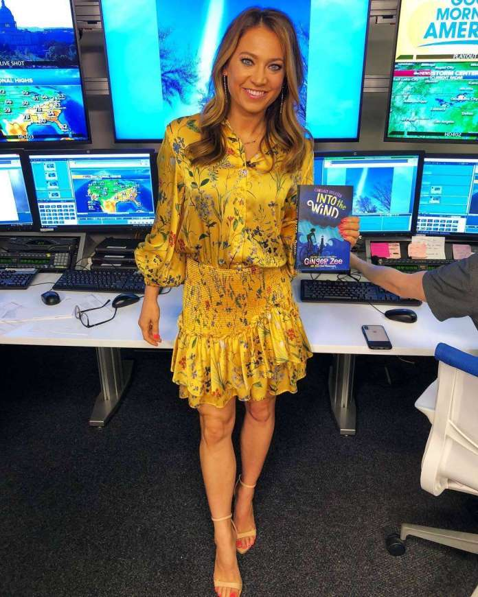 Ginger Zee Hottest Pictures (41 Photos)