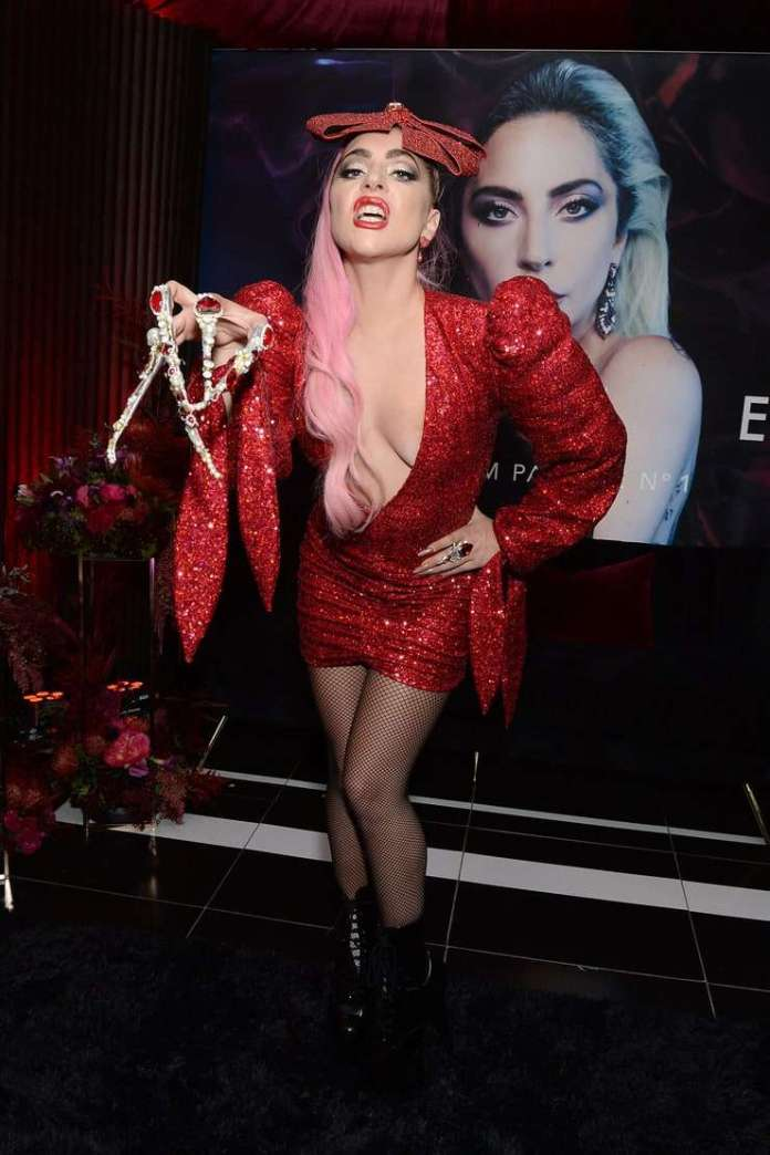 Lady Gaga Sexiest Pictures (41 Photos)