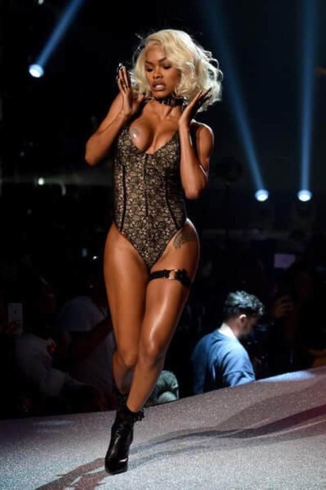 Teyana Taylor Sexiest Pictures (40 Photos)