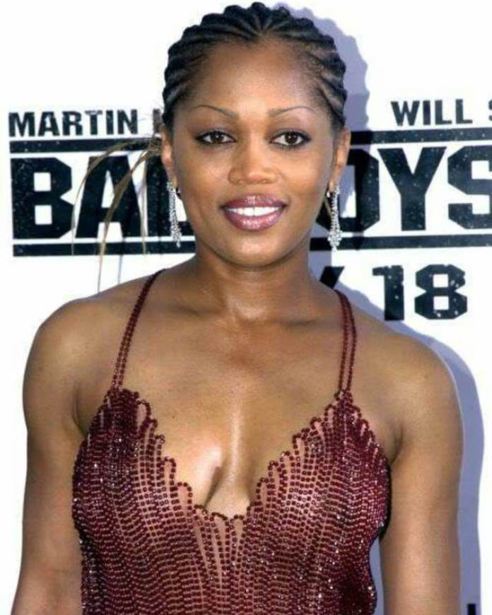 Theresa Randle Hottest Pictures (39 Photos)