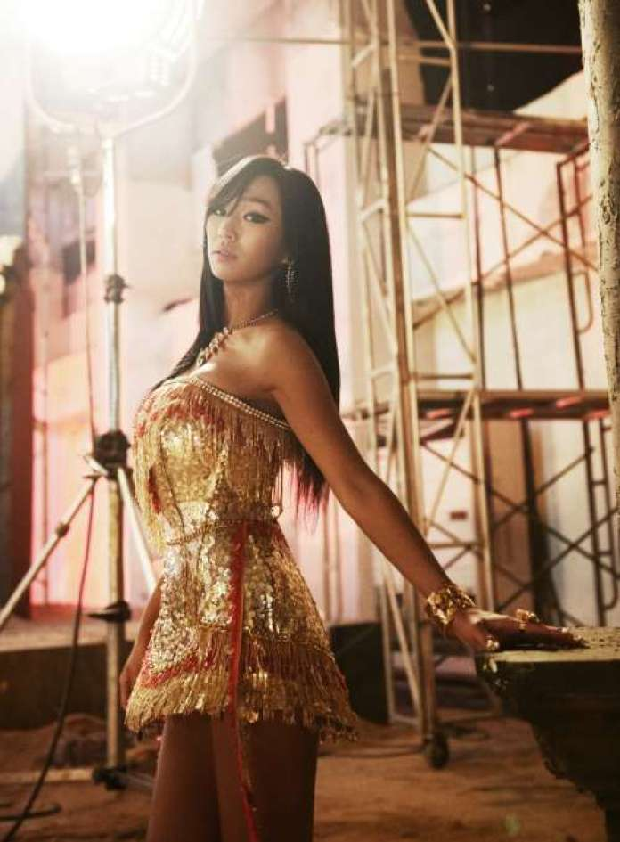 Hyolyn Sexiest Pictures (39 Photos)
