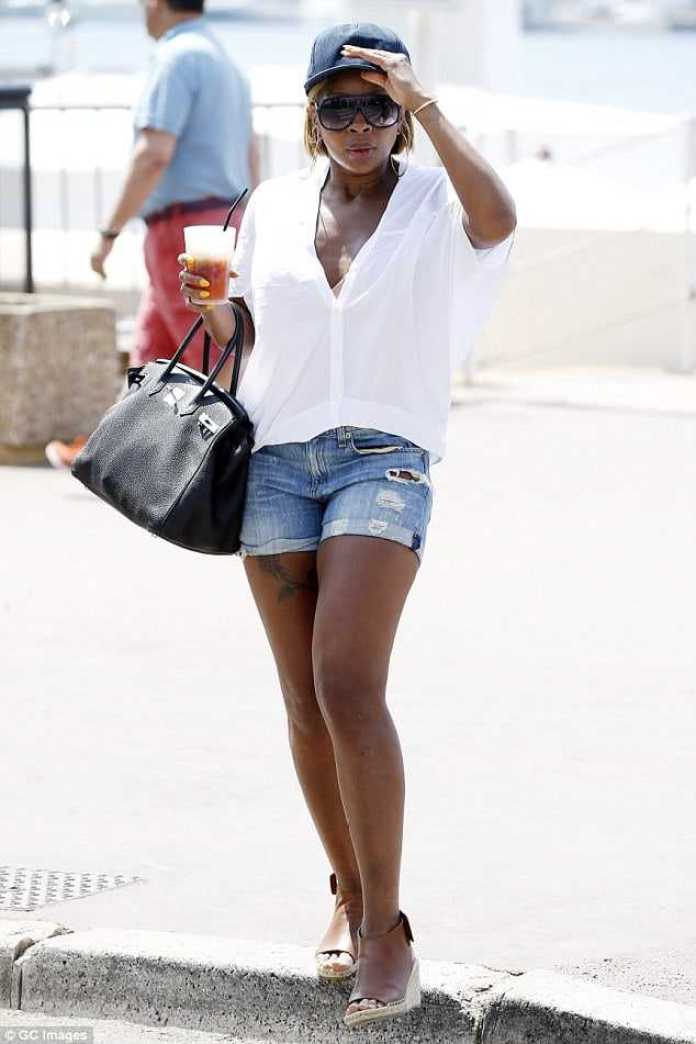 Mary J. Blige Hottest Pictures (41 Photos)