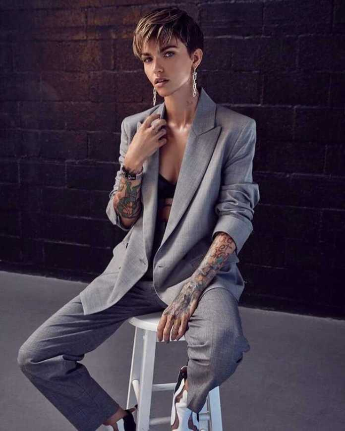 Ruby Rose Hottest Pictures (39 Photos)