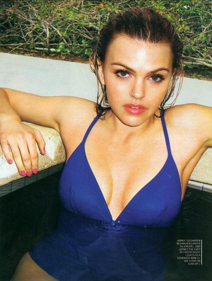 Aimee Teegarden Hottest Pictures (41 Photos)