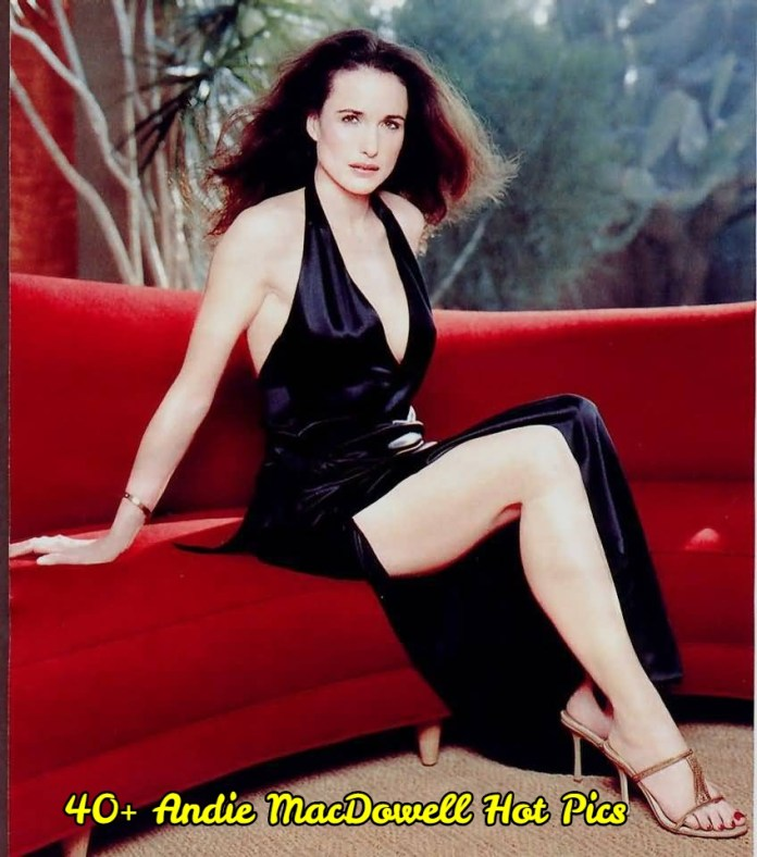 Andie MacDowell Hottest Pictures (41 Photos)