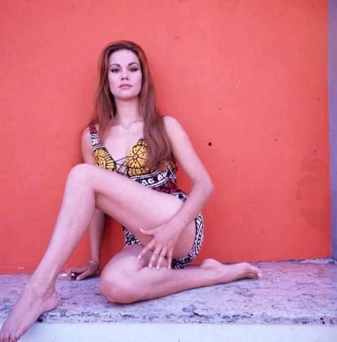 Claudine Auger Sexiest Pictures (41 Photos)