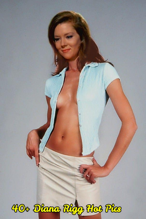 Diana Rigg Hottest Pictures (41 Photos)