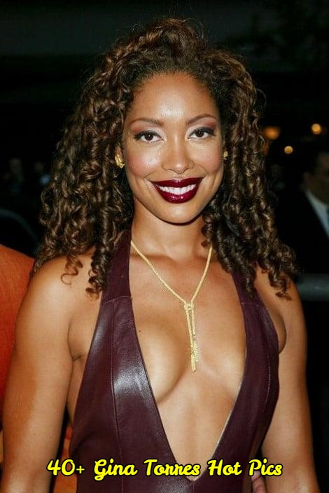 Gina Torres Hottest Pictures (41 Photos)