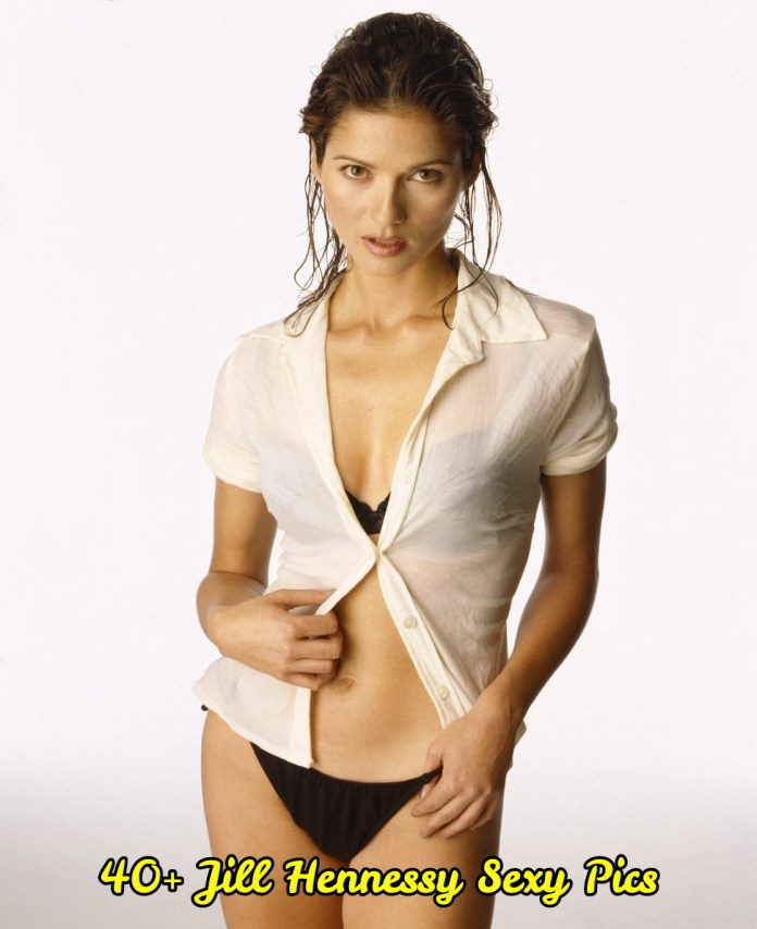 Jill Hennessy Hottest Pictures (41 Photos)