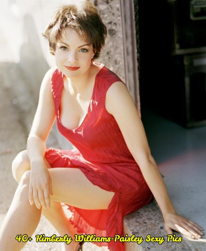 Kimberly Williams-Paisley Hottest Pictures (41 Photos)