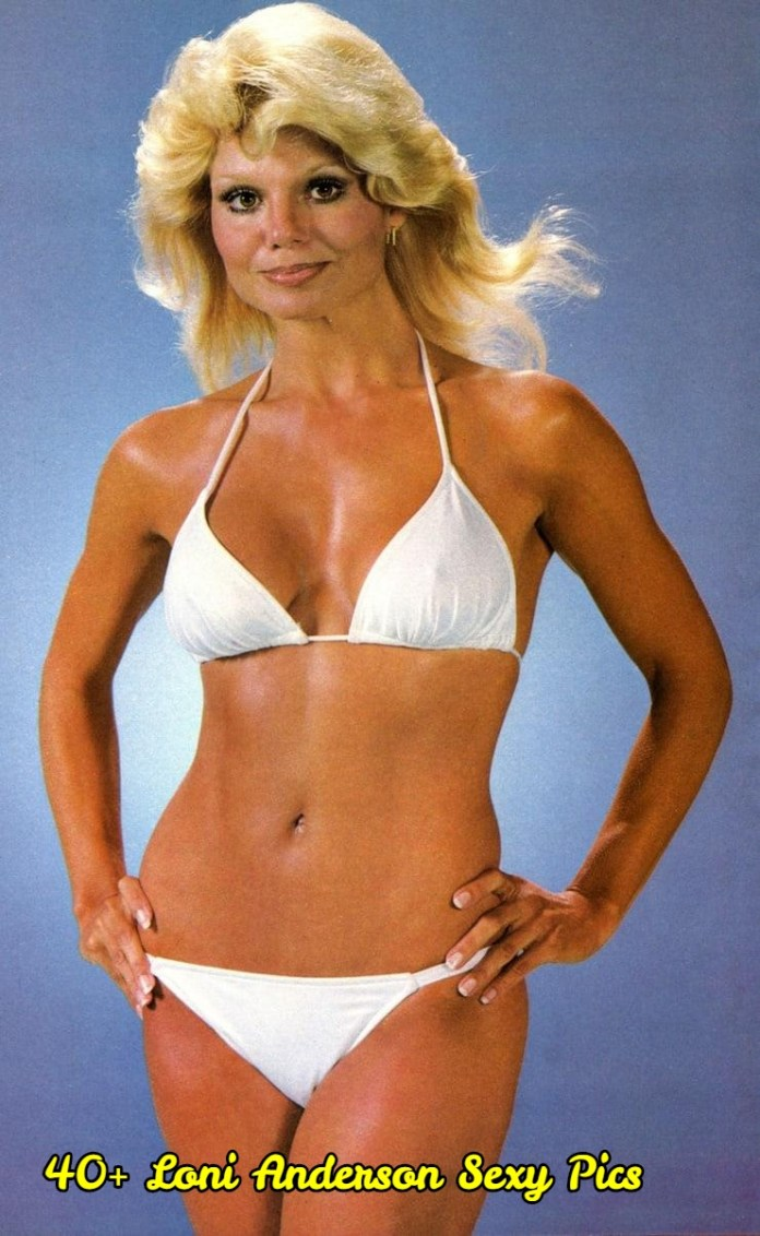 Loni Anderson Hottest Pictures (41 Photos)